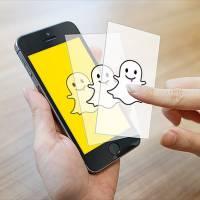 Snapchat para iOS agora permite trocar de rosto com fotos salvas no celular!