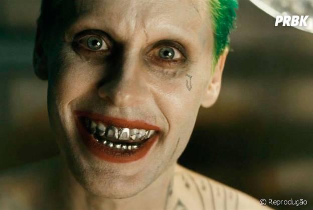 """Jared Leto vive fazendo essas brincadeirinhas nos bastidores de """"Esquadrão Suicida"""""""