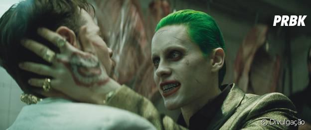 """Jared Leto passou um tempo com criminosos para interpretar o Coringa, em """"Esquadrão Suicida"""""""