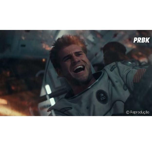 """Liam Hemsworth aparece em segundo trailer de """"Independence Day: O Ressurgimento"""""""