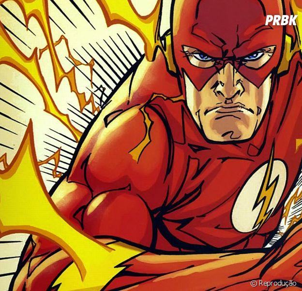 """O filme de """"The Flash"""" já está em pré-produção e procurando seu elenco"""