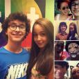 """Mharessa Fernanda e Fhelipe Gomes, de """"Cúmplices de Um Resgate"""", estão namorando!"""