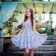 Mharessa Fernanda, a dublê de Larissa Manoela, completou 14 aninhos recentemente com uma grande festa de aniversário