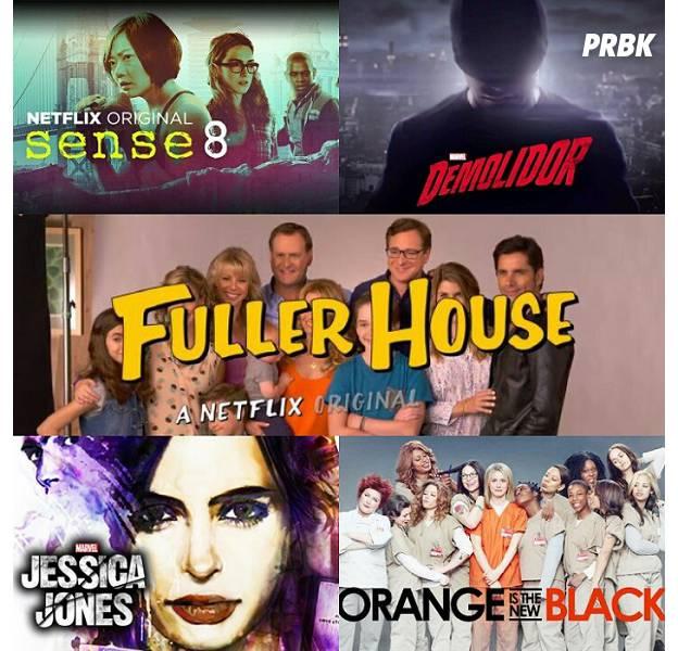 O catálogo da Netflix está cheio de ótimas produções originais!