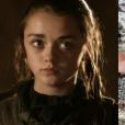 """Em """"Game of Thrones"""". Arya (Maisie Williams) sempre foi bem valente. Isso permaneceu e agora, apesar das dificuldades, continua bastante inteligente"""