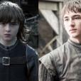 "O Bran (Isaac Hempstead-Wright), de""Game of Thrones"", cresceu bastante"