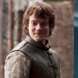 """Theon Greyjoy (Alfie Allen), de""""Game of Thrones"""", também está bastante desgastado, né?"""