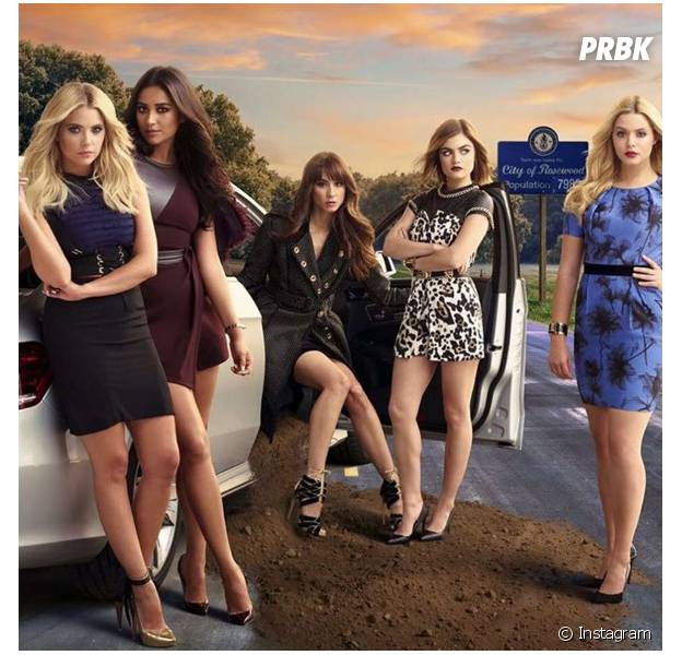 """Pretty Little Liars"" e mais séries teens cheias de clichês"