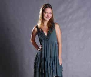 """Mais claros e partidos ao meio, Nathalia Dill usou este penteado durante a novela """"Paraíso"""", de 2009"""