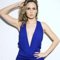 """Do """"BBB16"""", Ana Paula Renault faz planos no """"Vídeo Show"""": 'Ia amar estar na bancada"""""""