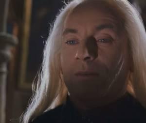 Diálogo entre Harry Potter e Lucio Malfoy no 2º filme da saga também foi improvisado