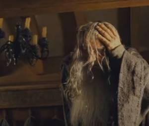 """Ian McKellen não deveria bater a cabeça duas vezes no primeiro filme da saga """"O Senhor dos Anéis"""""""
