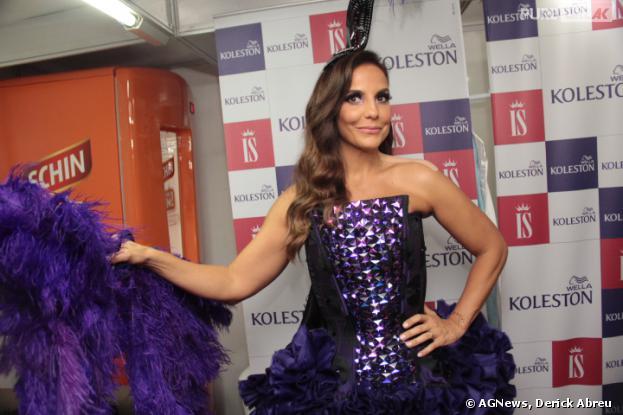 """Ivete Sangalo desmente rivalidade com cantora Valesca Popozuda: """"Vou Cantar música dela"""""""