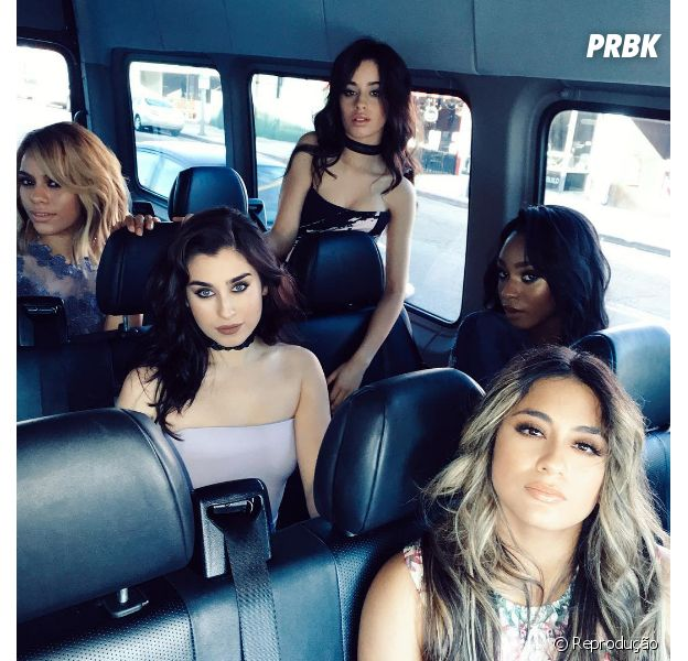 "Novo single do Fifth Harmony, ""Write On Me"", chega à internet e fãs piram"