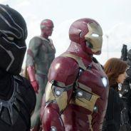 """De """"Capitão América: Guerra Civil"""": está perto de arrecadar US$ 300 milhões no mercado internacional"""