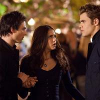"Na 5ª temporada de ""The Vampire Diaries"": Damon e Caroline se revoltam!"