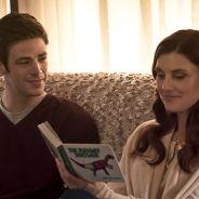 """Em """"The Flash"""": na 2ª temporada, Barry (Grant Gustin) visita passado e vê túmulo da mãe!"""