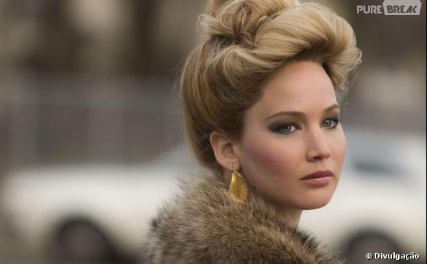 "Jennifer Lawrence concorre a ""Melhor Atriz"" por ""Trapaça"" no ""MTV Movie Awards 2014"""
