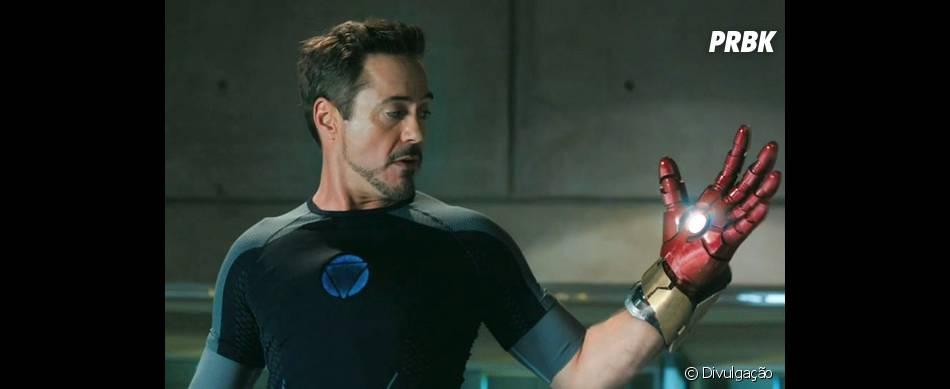 """Robert Downey Jr. pode levar o prêmio de """"Melhor Herói"""" no """"MTV Movie Awards 2014"""""""