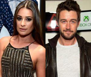 Lea Michele e Robert Buckley estão vivendo romance