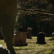 """Em """"Legends of Tomorrow"""": na 1ª temporada, Sara visita túmulo de Laurel em novo trailer!"""