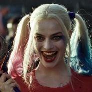 """De """"Esquadrão Suicida"""", Arlequina (Margot Robbie) em filme só com heroínas e vilãs? Entenda!"""