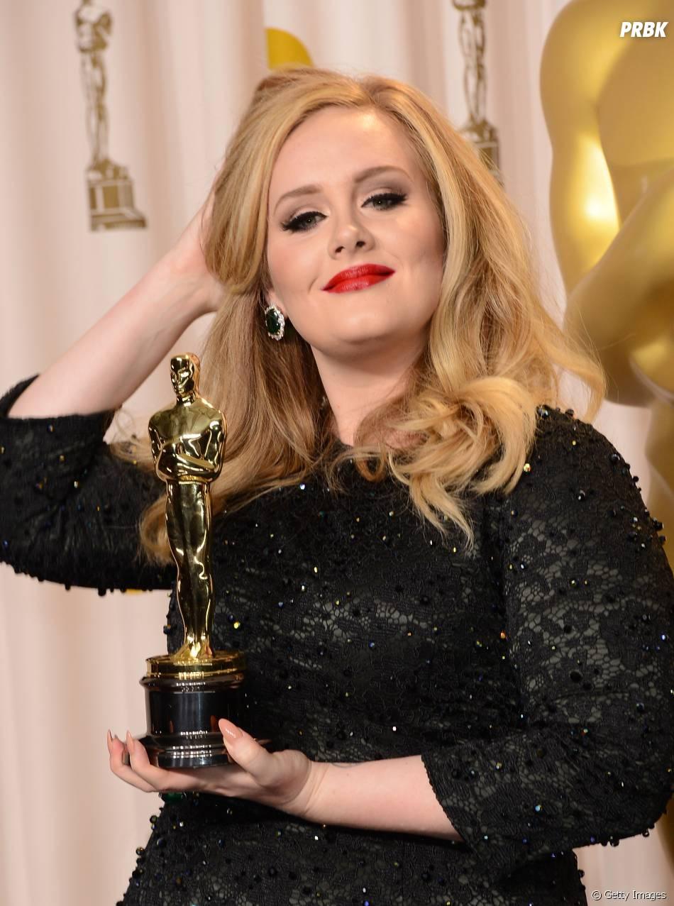 """Em 2012, Adele também ficou em primeiro lugar. """"21"""" vendeu quase 10 milhões de cópias"""