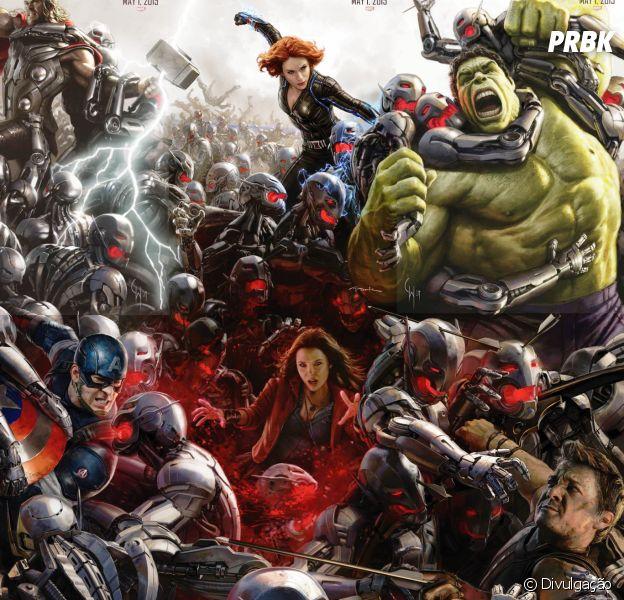 """Que tal visitar o set de """"Os Vingadores: Guerra Infinita""""?"""