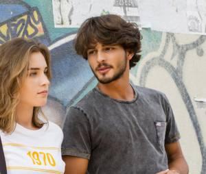 """Em """"Malhação"""", Flávia (Marcela Fetter) e Roger (Brenno Leone) fazem de tudo para separar Rodrigo (Nicolas Prattes) e Luciana (Marina Moschen) de uma vez por todas"""