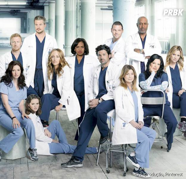 "Veja 10 motivos para ""Grey's Anatomy"" acabar!"