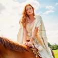 """Marina Ruy Barbosa, de """"Totalmente Demais"""", consegue ser sexy mesmo em cima de um cavalo"""