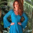 "Marina Ruy Barbosa, de ""Totalmente Demais"", fica muito bonita de azul"