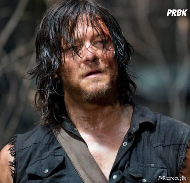 """De """"The Walking Dead"""", Norman Reedus, o Daryl, fala sobre a 7ª temporada e diz que espera valerá à pena!"""