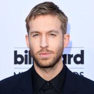 """Calvin Harris, ex de Taylor Swift, fala sobre término pela 1ª vez: """"Ficam o amor e o respeito"""""""