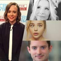 Chloe Moretz, Elijah Wood, Ellen Page, Kristen Bell e mais famosos que já apareceram nos games!