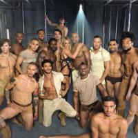 Britney Spears grava clipe de novo single e posa com saradões nos bastidores!