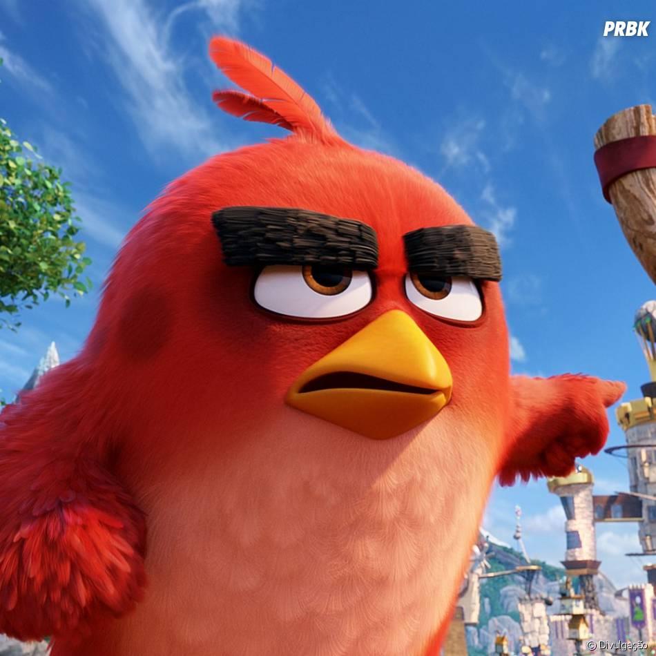 """""""Angry Birds - O Filme"""" ocupa a quinta posição deste ranking"""