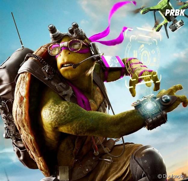 """As Tartarugas Ninja 2"" já está liderando a bilheteria norte-americana"
