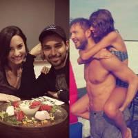 Demi Lovato e Wilmer Valderrama ou Taylor Swift e Calvin Harris? Qual namoro vai deixar saudades?