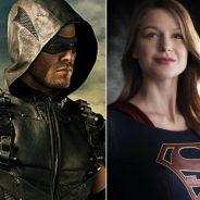 """Séries """"The Flash"""" e """"Supergirl"""" maiores que """"Arrow""""? Stephen Amell fala sobre rivalidade!"""