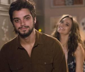 Rodrigo Simas comemora parceria e amizade com Juliana Paiva nas telinhas