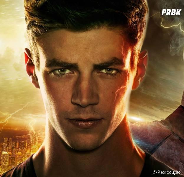 """Em """"The Flash"""": Barry (Grant Gustin) enfrenta novo inimigo com características bem parecidas com a do velocista!"""