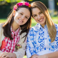 """Novela """"Cúmplices de Um Resgate"""": Isabela (Larissa Manoela) escuta grande revelação de Rebeca!"""
