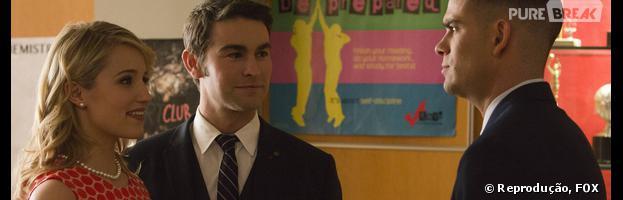 "Chace Crawford participa da série ""Glee"""