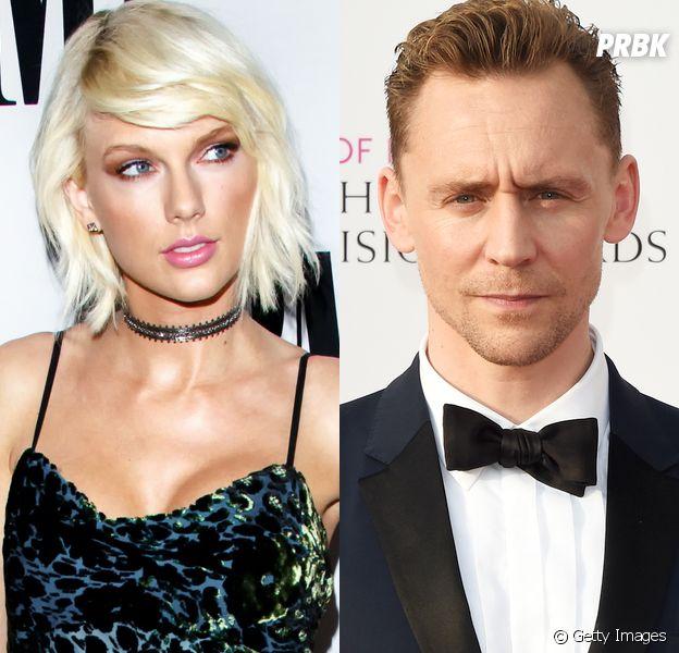 Taylor Swift é clicada beijando Tom Hiddleston, duas semanas após terminar com Calvin Harris