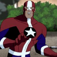 """Em """"Legends of Tomorrow"""": na 2ª temporada, herói Cidadão Gládio aparece na nova fase!"""