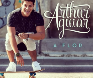 "Arthur Aguiar lança o single ""A Flor"" no Spotify e fãs piram!"