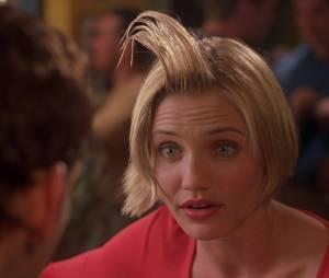 """Cameron Diaz no início da carreira na comédia """"Quem Vai Ficar Com Mary?"""""""