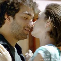 """Isabelle Drummond sobre cena de sexo com Humberto Carrão: """"Agitado, explosivo!"""""""