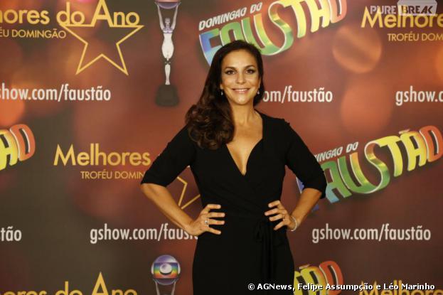 """Ivete Sangalo é uma das juradas do """"SuperStar"""""""